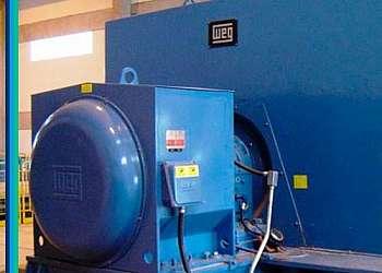 Empresa de alinhamento de motor de gerador
