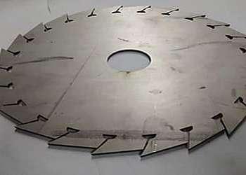 Corte laser chapa inox