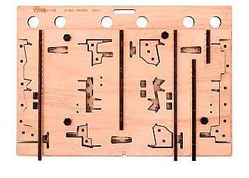 Corte laser madeira