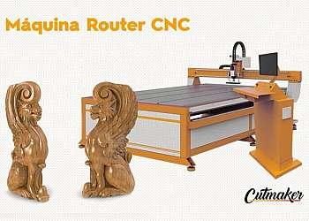 Fresadora router cnc 3d