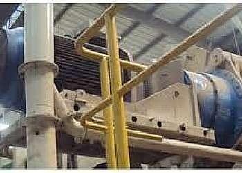 Manutenção em redutores industriais