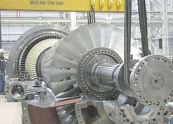 Conserto de turbina a vapor pequeno porte
