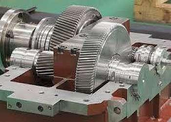 Manutenção redutores de velocidade