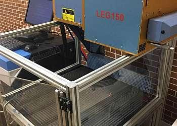 Corte laser papel holler
