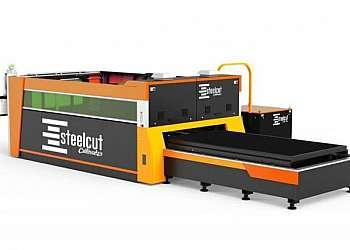 Máquina de corte laser industrial