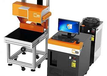 Máquina de corte a laser para tecido