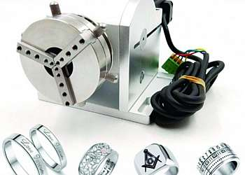Máquina laser para joalheria